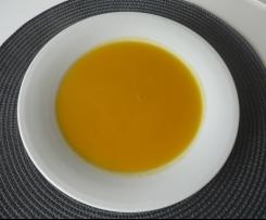 Pyré z mrkve a brambor