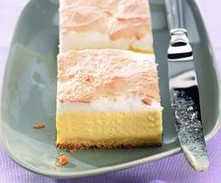 Polský tvarohový koláč